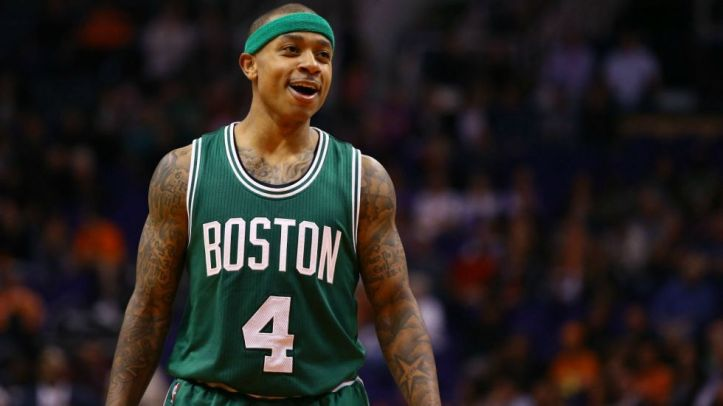Image result for isaiah thomas boston